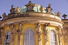 Palacio de verano en Potsdam Fotografía de archivo