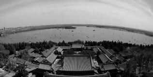 Palacio de verano Pekín imagen de archivo
