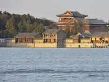 Palacio de verano, Pekín, China foto de archivo