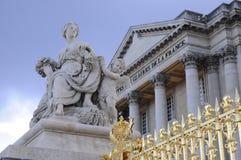 Palacio de Versaille, París Fotos de archivo libres de regalías