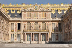 Palacio de Versalles Foto de archivo libre de regalías