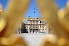 Palacio de Versalles fotos de archivo