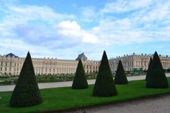 Palacio de Versalles en Francia Imagen de archivo libre de regalías