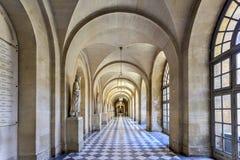 Palacio de Versalles - Francia imagenes de archivo