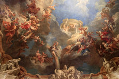 Palacio de Versalles - París Imagen de archivo libre de regalías