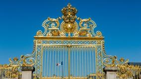 Palacio de Versalles, París fotos de archivo