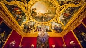 Palacio de Versalles, París imágenes de archivo libres de regalías