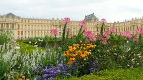palacio de Versalles, París, Francia, 4k almacen de video