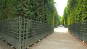 palacio de Versalles, París, Francia, 4k metrajes
