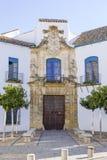 Palacio de Viana in Cordoba, Spain Stock Photos
