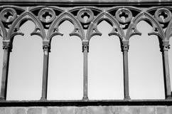 Palacio de Viterbo fotos de archivo