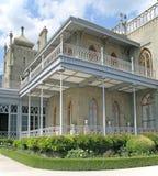 Palacio de Vorontsovsky. Base-corte Imagen de archivo