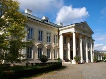 Palacio de Walewice, Polonia Foto de archivo