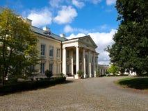 Palacio de Walewice, Polonia Fotos de archivo libres de regalías