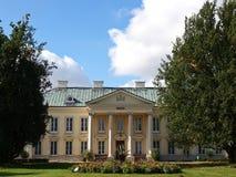 Palacio de Walewice, Polonia Imagen de archivo libre de regalías