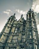 Palacio de Westminister Fotos de archivo libres de regalías
