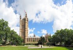 Palacio de Westminster Imagen de archivo