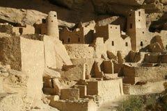 Palacio del acantilado, Mesa Verde foto de archivo libre de regalías