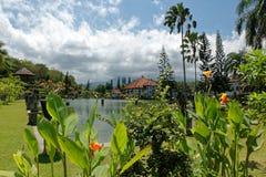 Palacio del agua de Soekasada Ujung Fotografía de archivo