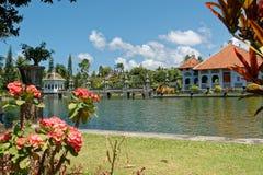 Palacio del agua de Soekasada Ujung Imagenes de archivo