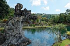 Palacio del agua de Tirtagangga Fotografía de archivo