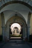 Palacio del Condes de Castro Guimaraes en Cascais Fotografía de archivo libre de regalías