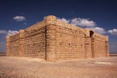 Palacio del desierto Fotos de archivo