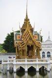 Palacio del dolor de la explosión en Ayutthaya Imágenes de archivo libres de regalías