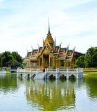 Palacio del dolor de la explosión en Tailandia Foto de archivo