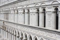 Palacio del dux Imagenes de archivo
