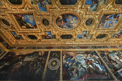 Palacio del dux Imagen de archivo libre de regalías