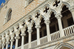Palacio del dux Foto de archivo