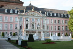 Palacio del elector Imágenes de archivo libres de regalías
