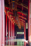 Palacio del emperador Fotografía de archivo libre de regalías