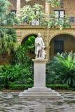 Palacio del general de capitanes - La Habana, Cuba Foto de archivo