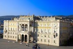 Palacio del gobernador imagen de archivo