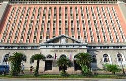 Palacio del Gobernador in Intramuros in Manila Stock Image