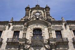 Palacio del gobierno foto de archivo libre de regalías