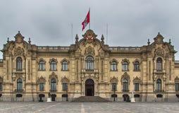 Palacio del gobierno Imagenes de archivo