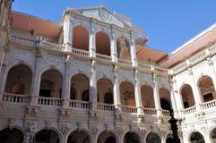 Palacio del gobierno de la chihuahua Imagen de archivo libre de regalías