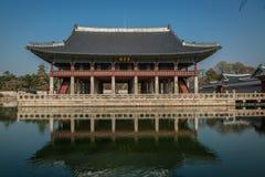 palacio del imperator Fotografía de archivo