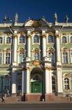 Palacio del invierno Imágenes de archivo libres de regalías