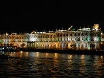 Palacio del invierno en St Petersburg Rusia Fotografía de archivo libre de regalías