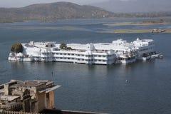 Palacio del lago Imagen de archivo