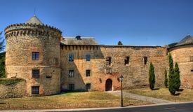 Palacio del marqués de Villafranca Fotografía de archivo libre de regalías