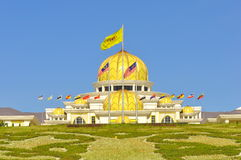 Palacio del nacional de Malasia Imagen de archivo
