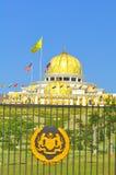 Palacio del nacional de Malasia Foto de archivo libre de regalías