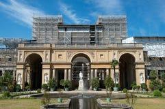 Palacio del naranjal fotografía de archivo libre de regalías