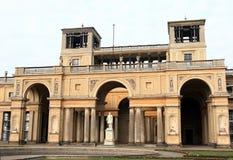 Palacio del naranjal de Potsdam fotos de archivo libres de regalías