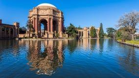 Palacio del panorama de las bellas arte Foto de archivo
